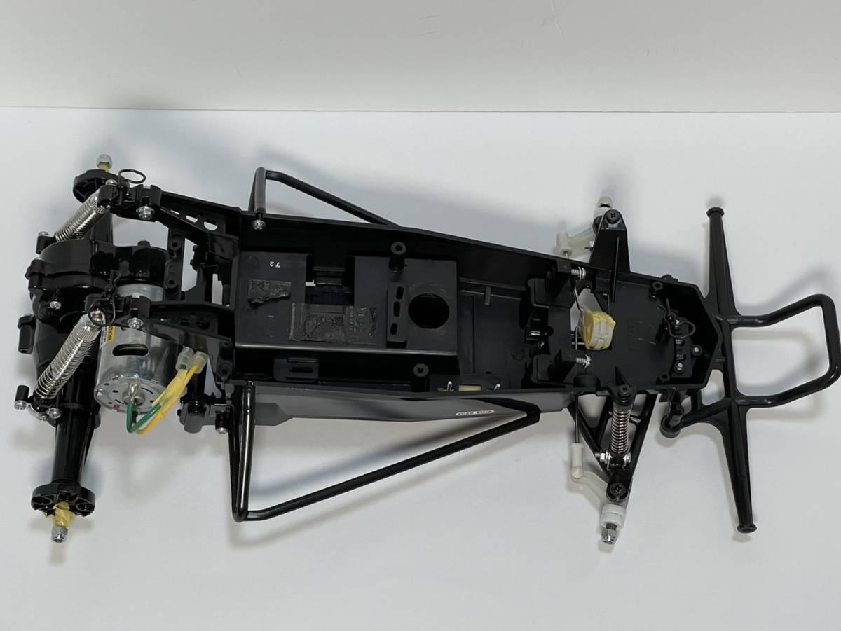 送料無料 タミヤ ホーネット シャーシ 完成品 XB取り外し品 新品未使用 グラスホッパー TAMIYA