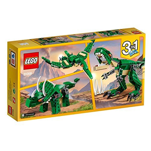 レゴ(LEGO) クリエイター ダイナソー 31058 ブロック おもちゃ 女の子 男の子_画像9