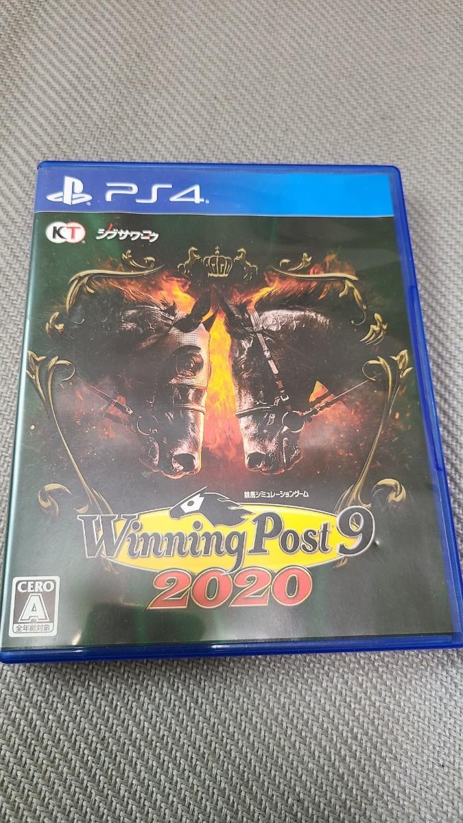 PS4版 ウイニングポスト92020   PlayStation4 Winning Post PS4 ウイニングポスト9