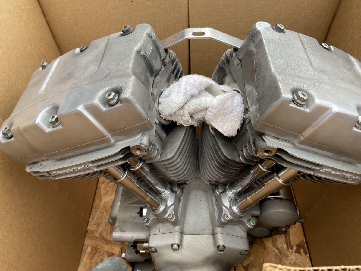 「◇ハーレーダビッドソン ソフテイル エンジン BHY FXST ソフテイル スクリーミンイーグル(Screamin Eagle)」の画像1