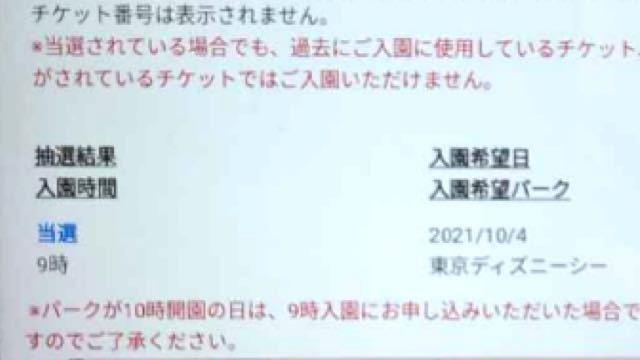 東京ディズニーシー 10月4日 9時 2枚 ペアチケット 株主優待券 パスポート 10/4 ハロウィン 20周年 TDS 当選済み_画像2