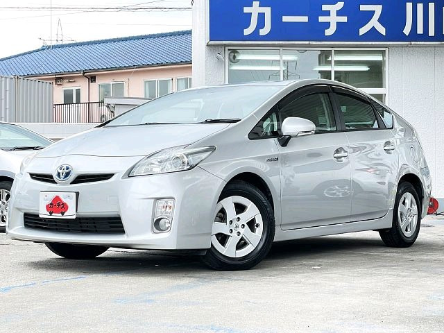 「\全車保証付/ 平成22年 トヨタ プリウス 1.8 G @車選びドットコム」の画像1