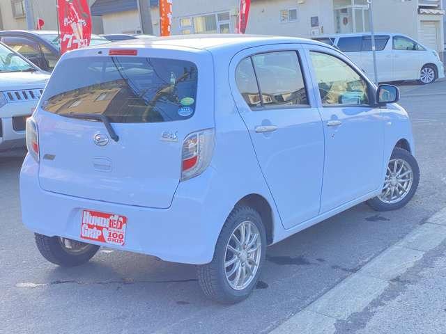 「平成26年 ミライース Xf SA 4WD @車選びドットコム」の画像3