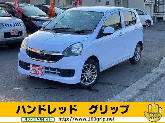 「平成26年 ミライース Xf SA 4WD @車選びドットコム」の画像1