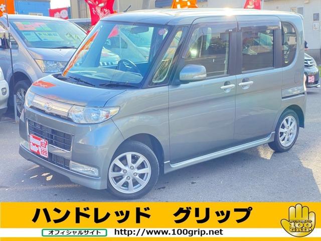 「平成20年 タントカスタム X 4WD@車選びドットコム」の画像1