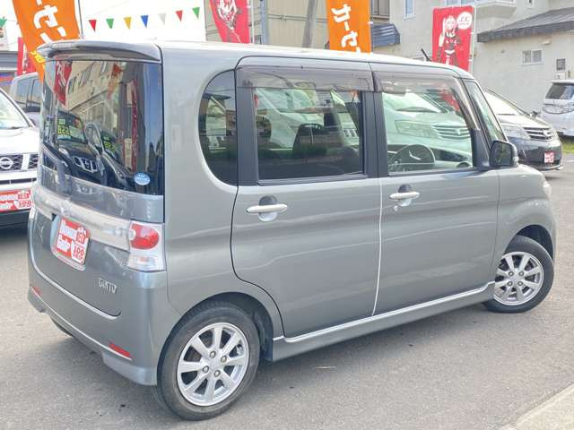 「平成20年 タントカスタム X 4WD@車選びドットコム」の画像3