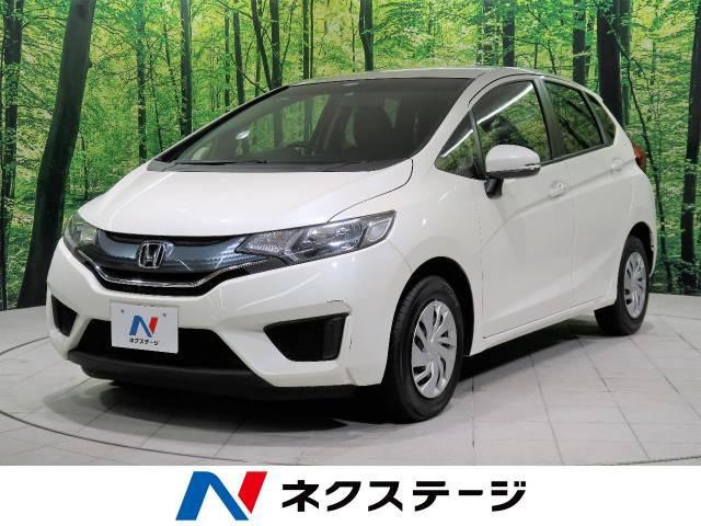 「平成27年 フィット 1.3 13G Fパッケージ @車選びドットコム」の画像1