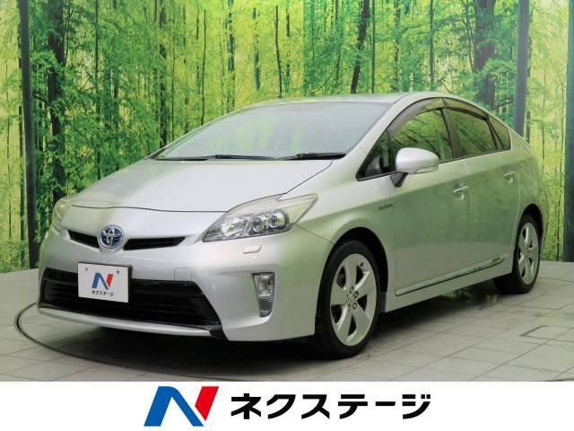 「平成24年 プリウス 1.8 S ツーリングセレクション @車選びドットコム」の画像1