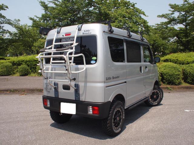 「NEXTLIFE製 リトルモンスター 4WD リフトアップ@車選びドットコム」の画像2