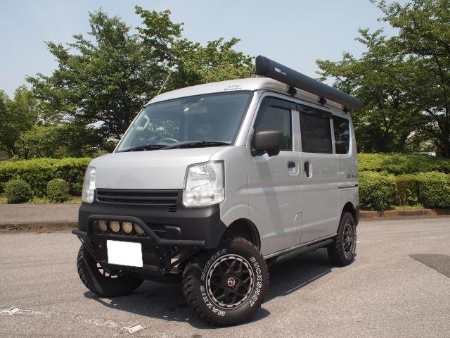 「NEXTLIFE製 リトルモンスター 4WD リフトアップ@車選びドットコム」の画像1