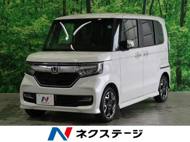 「平成31年 N-BOXカスタム G L ターボ ホンダセンシング @車選びドットコム」の画像1