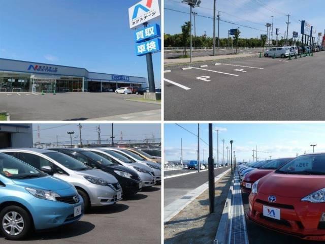 「令和3年 N-BOXカスタム L @車選びドットコム」の画像3