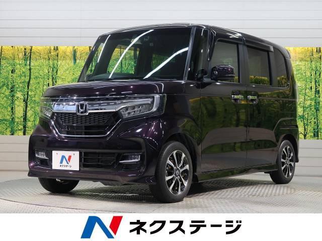 「平成30年 N-BOXカスタム G L ホンダセンシング @車選びドットコム」の画像1