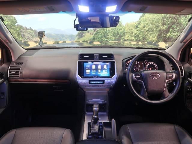 「平成31年 ランドクルーザープラド 2.8 TX Lパッケージ ディーゼル 4WD @車選びドットコム」の画像2