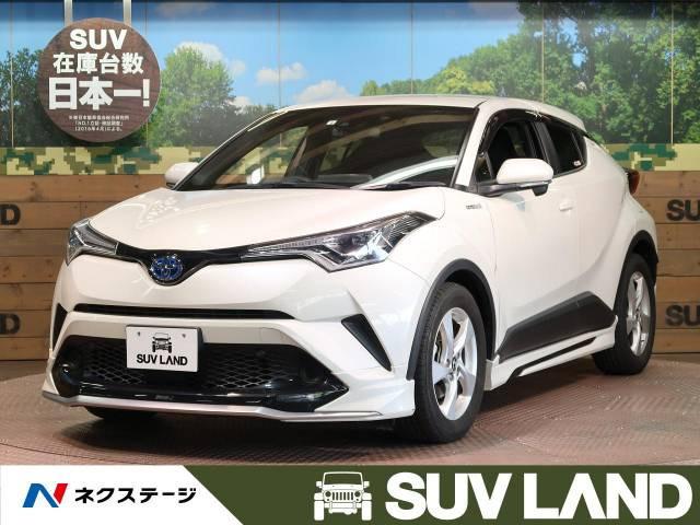 「平成30年 C-HR S LEDパッケージ@車選びドットコム」の画像1