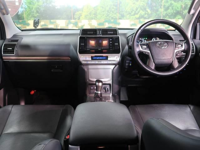 「平成29年 ランドクルーザープラド 2.8 TX Lパッケージ ディーゼル 4WD @車選びドットコム」の画像2