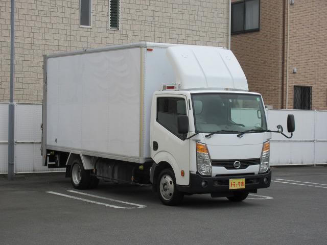 「平成26年 日産 アトラス 1.75t積・パネルバン・垂直ゲート@車選びドットコム」の画像2