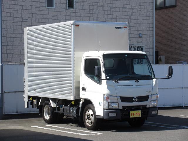 「平成27年 日産 NT450アトラス 2t積・標準10尺・垂直ゲート・AT車@車選びドットコム」の画像2