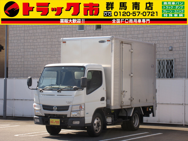 「平成27年 日産 NT450アトラス 2t積・標準10尺・垂直ゲート・AT車@車選びドットコム」の画像1