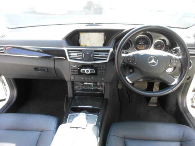 「返金保証付:大切なお車を安心して購入したい方必見!! メルセデス・ベンツ E350 ブルーエフィシェンシー アバンギャルド@車選びドットコム」の画像3