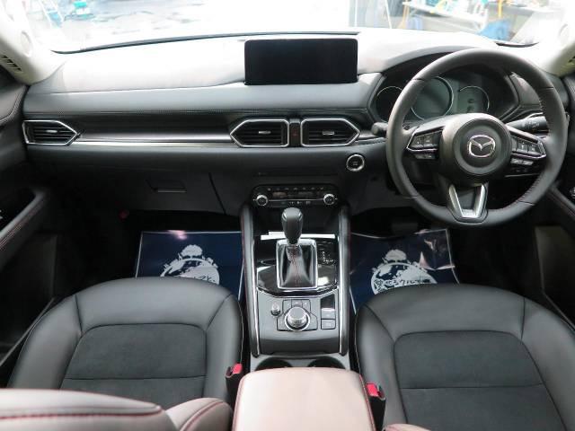 「令和3年 CX-5 2.2 XD ブラックトーンエディション @車選びドットコム」の画像2