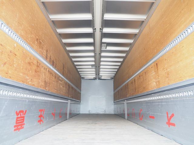 「【ステアリンク】H28年 いすゞギガ QPG-☆車検付 3軸高床 アルミウイング 積載13.5トン 日本トレクスボデー スムーサー@車選びドットコム」の画像3