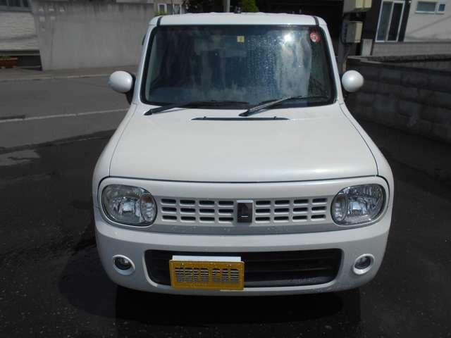 「平成22年 アルトラパン X リミテッド 4WD インテリキー シートヒー@車選びドットコム」の画像2