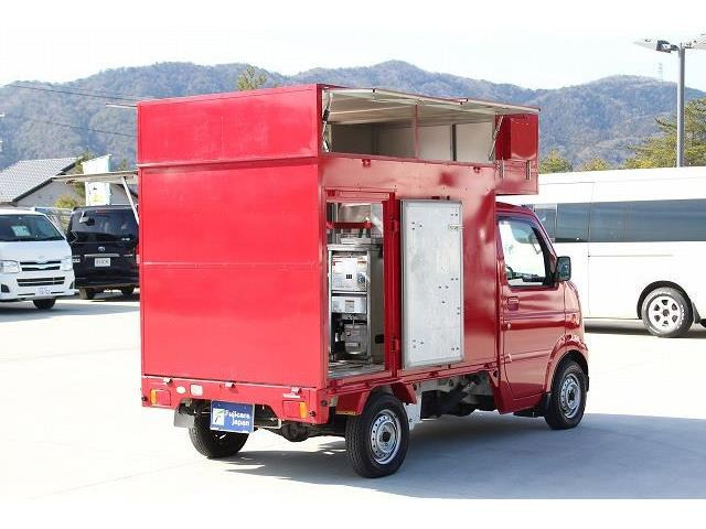 「H19 スズキ キャリイ 移動販売車 イカ焼き キッチンカー@車選びドットコム」の画像3