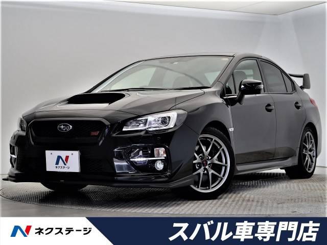 「平成27年 WRX STI 2.0 タイプS 4WD @車選びドットコム」の画像1