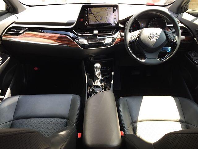 「\全車保証付/ 令和1年 トヨタ C-HR ハイブリッド 1.8 G @車選びドットコム」の画像3