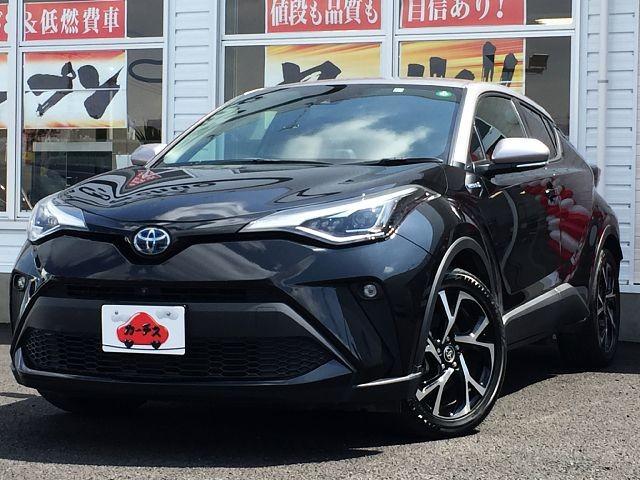 「\全車保証付/ 令和1年 トヨタ C-HR ハイブリッド 1.8 G @車選びドットコム」の画像1