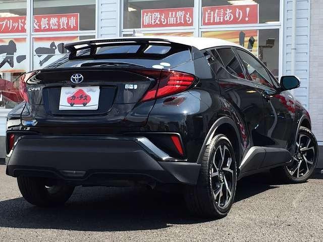 「\全車保証付/ 令和1年 トヨタ C-HR ハイブリッド 1.8 G @車選びドットコム」の画像2