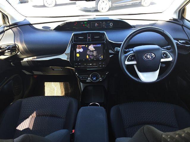 「\全車保証付/ 平成30年 トヨタ プリウス 1.8 S セーフティ プラス @車選びドットコム」の画像3