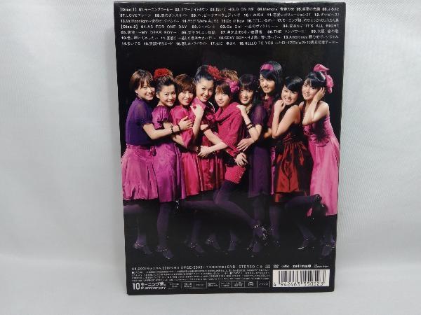モーニング娘。 CD モーニング娘。ALL SINGLES COMPLETE~10th ANNIVERSARY~(初回生産限定盤)(DVD付)_画像2