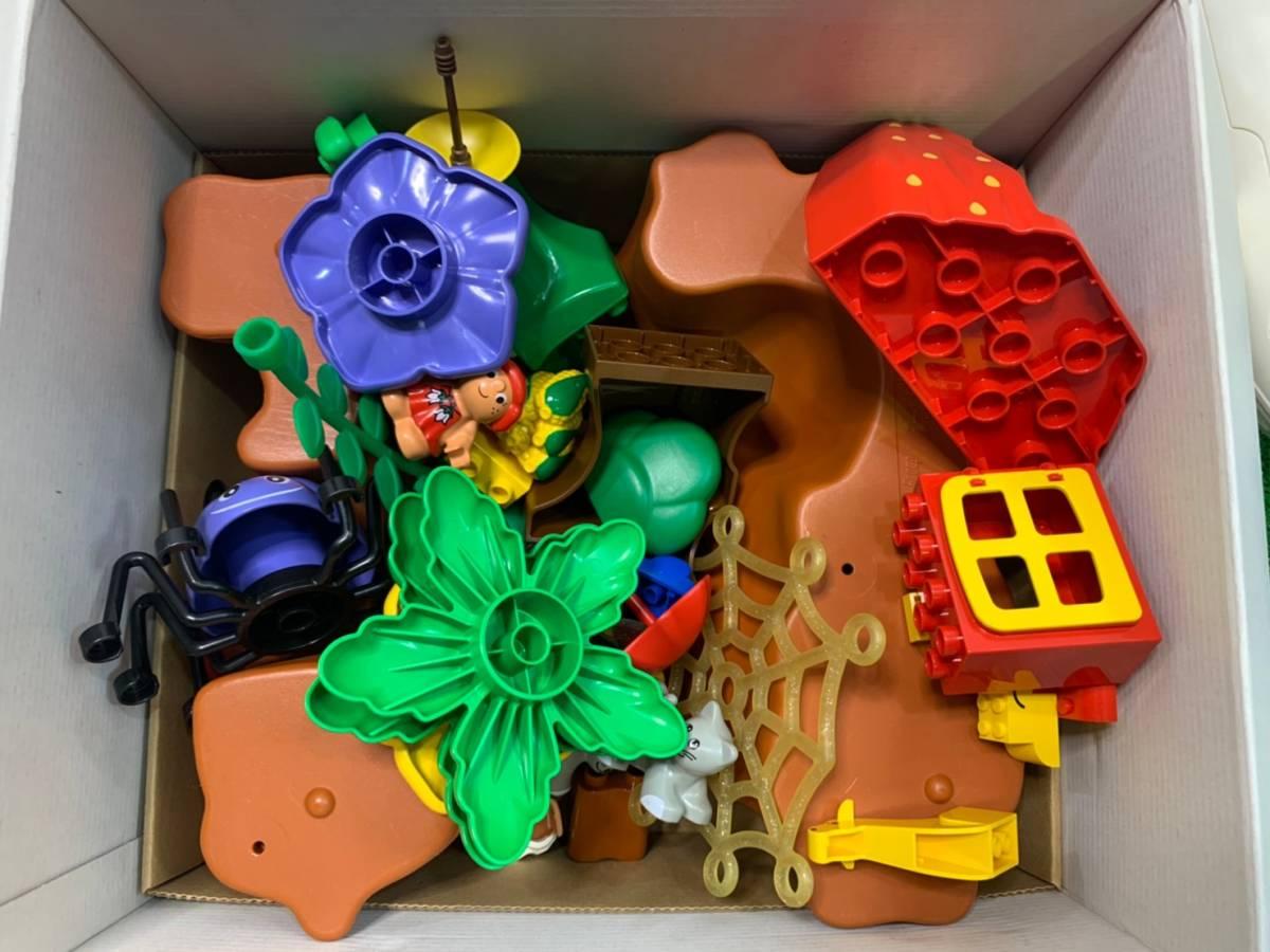 ♪11-160 レゴ LEGO デュプロ duplo ジャンク品 ディズニー Disney 飛行機 動物 住民 ブロック パーツ 部品 おもちゃ 玩具 まとめて 大量_画像8