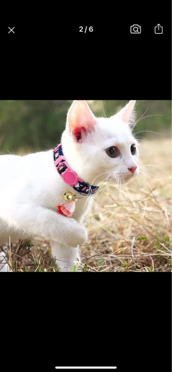 猫用 首輪 エスニック おしゃれ