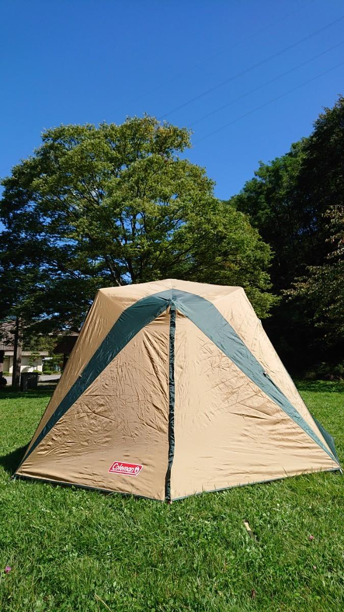 :希少  コールマン スウィフトピッチドーム270   ワンタッチドームテント  お手軽   時短   簡単設営   フェス