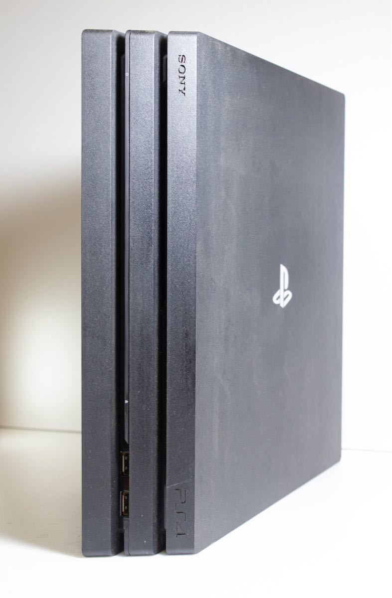 Playstation4 Pro 1TB DUALSHOCK4付き 付属品多数