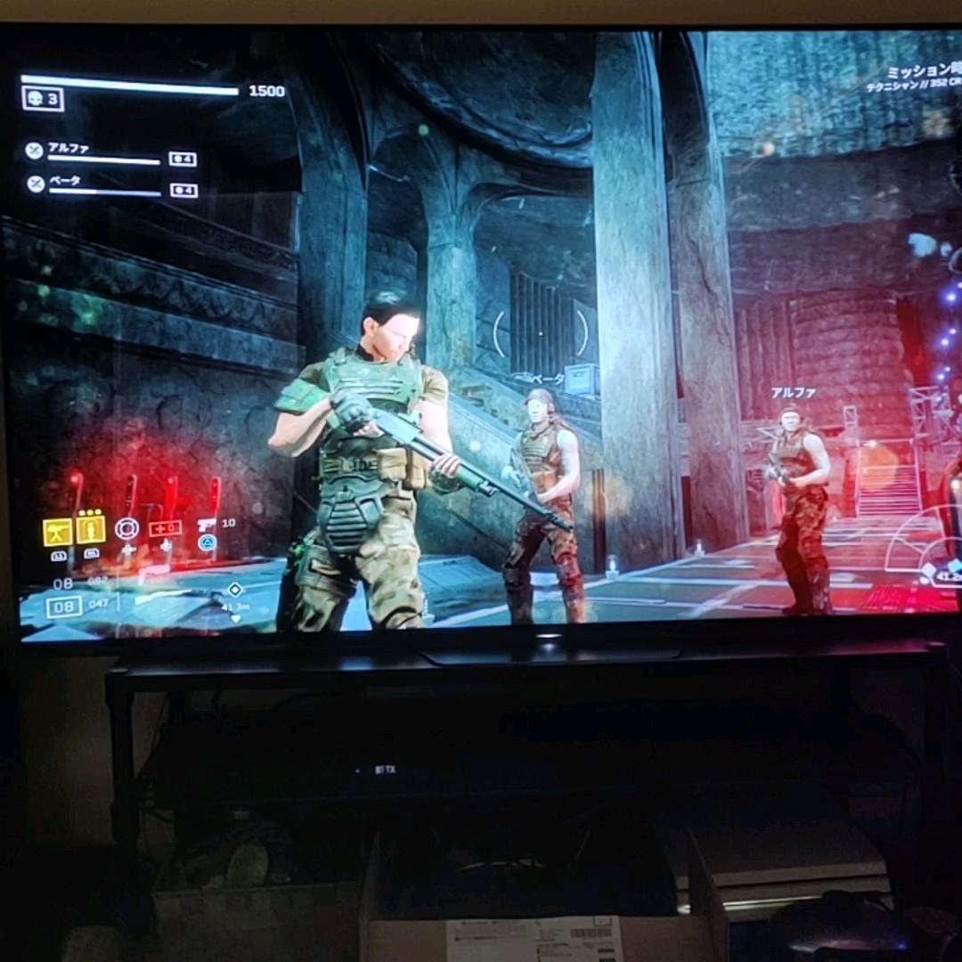 PS4 PlayStation4 エイリアン ファイヤーチームエリート PS4ソフト