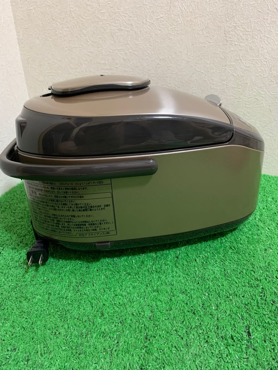 日立 IHジャー炊飯器 5.5合 2019年製 RZ-A10KSM