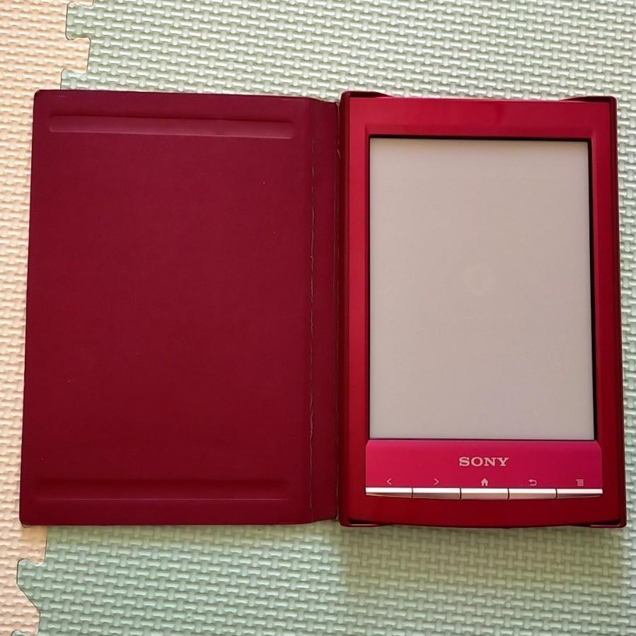 電子書籍リーダー Wi-Fi SONY ソニー PRS-T1 箱あり 美品