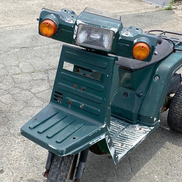 「*G3583 ホンダ ジャイロX 50cc ■カギあり ■譲渡証発行【未確認・ジャンク】TD01E HONDA」の画像2