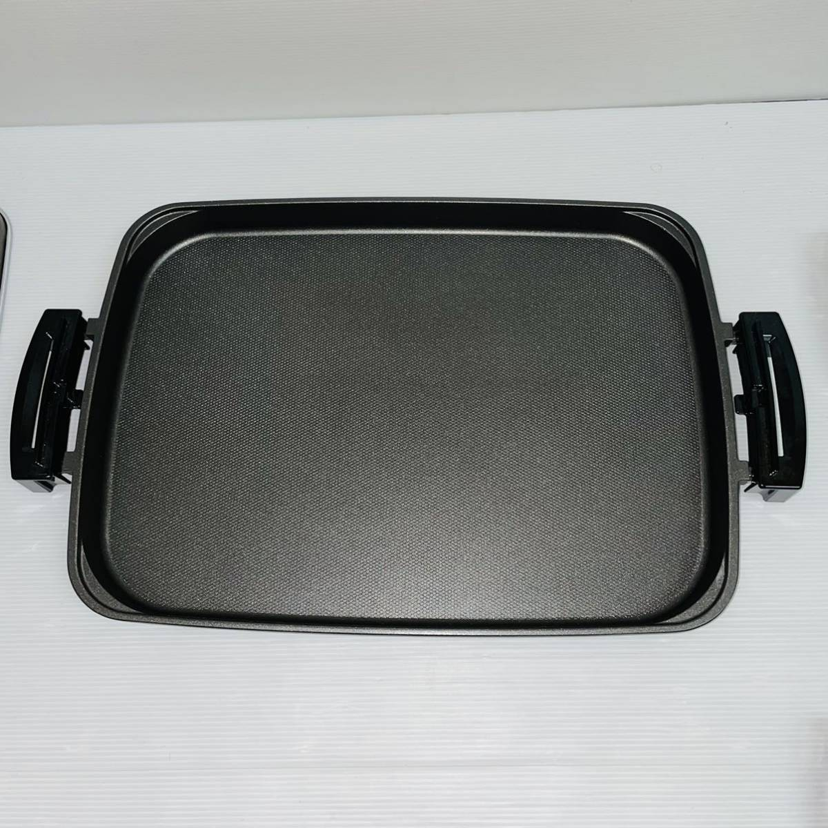 ZOJIRUSHI 象印 EA-EU30 ホットプレート 焼肉プレート たこ焼き タコパ ホットケーキ お好み焼き平面 _画像5