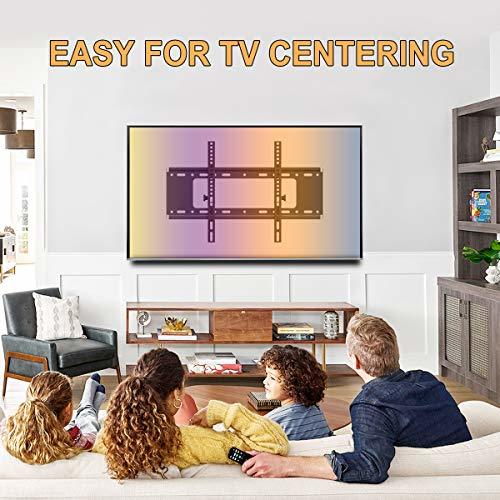 HIMINO テレビ壁掛け金具 32*65インチ LED液晶テレビ対応 左右移動式 上下角度調節可能 耐荷重50kg LCD LE_画像5