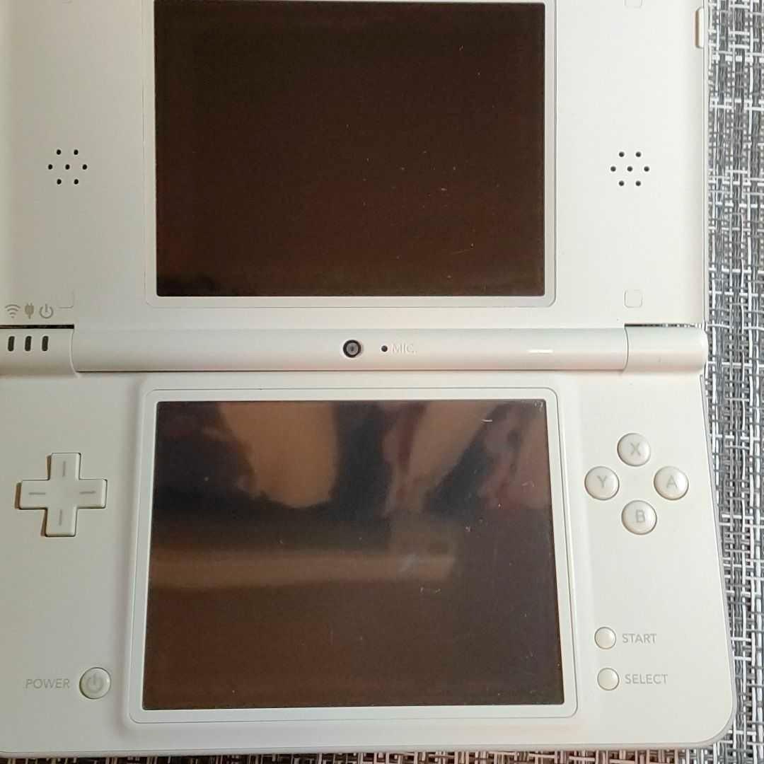任天堂 Nintendo ニンテンドーDSi LL 本体  ナチュラルホワイト 動作品