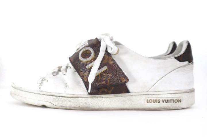 Louis Vuitton ルイヴィトン フロントロー・ライン スニーカー_画像5