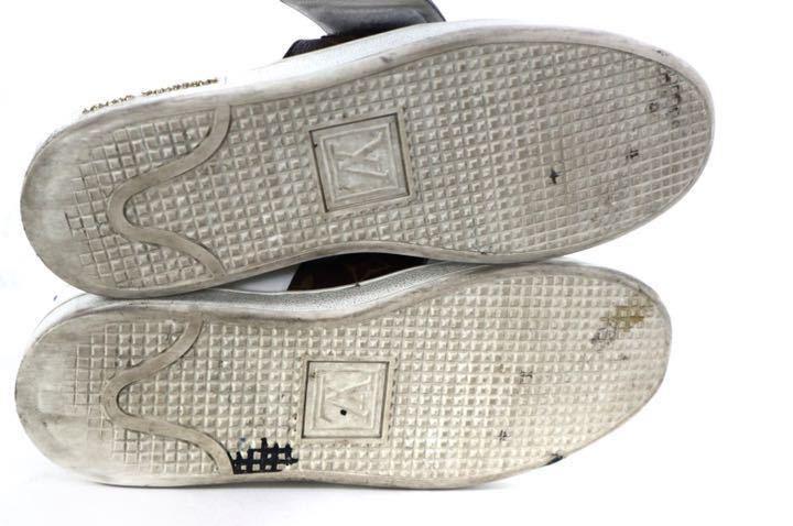 Louis Vuitton ルイヴィトン フロントロー・ライン スニーカー_画像8