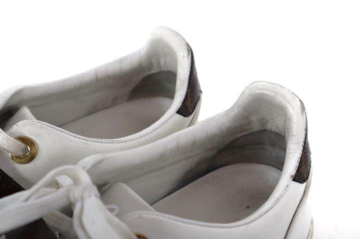 Louis Vuitton ルイヴィトン フロントロー・ライン スニーカー_画像4