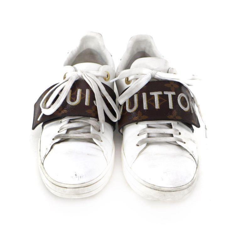 Louis Vuitton ルイヴィトン フロントロー・ライン スニーカー_画像2