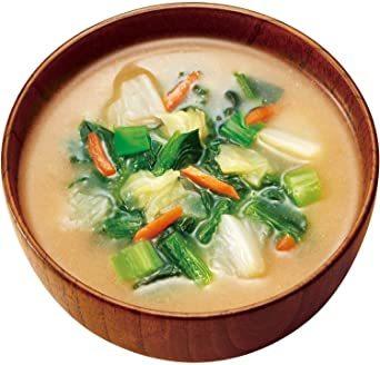 アサヒグループ食品 アマノフーズ うちのおみそ汁野菜5食 ×6袋_画像3